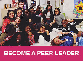 become a peer leader