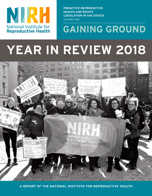 Report When Black Students And White >> 2018 Report Gaining Ground Proactive Reproductive Health
