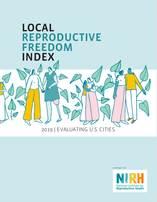 Local Index Report Cover